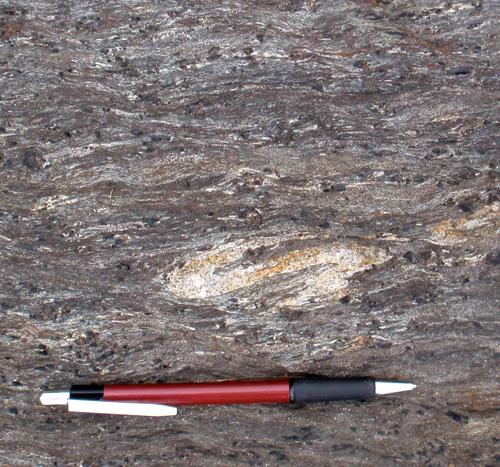 Rock pencil